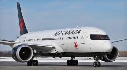 Kostenloses Skigepäck auf Flügen der AirCanada