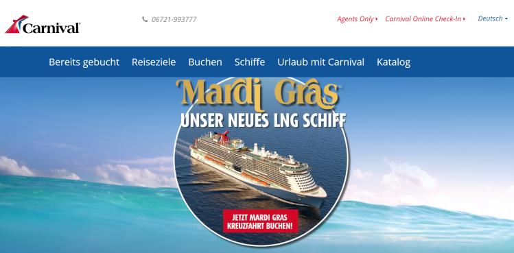 Carnival-Banner